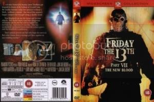 Friday the 13th Part VII: The New Blood (1988) - DVDrip