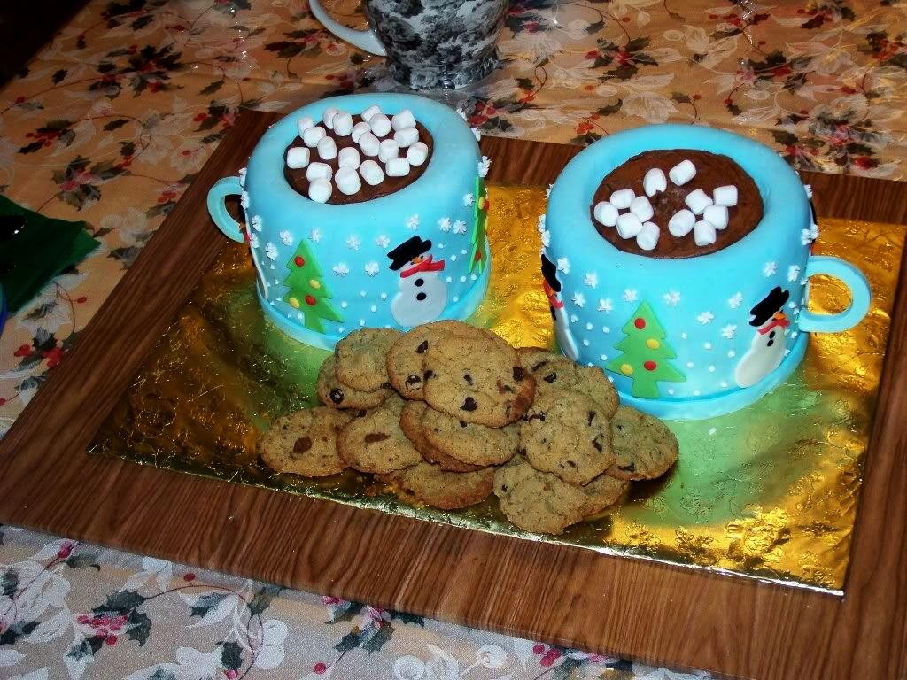 Hot Cocoa Mugs w/ Cookies Cake photo HotCocoaMugs1.jpg